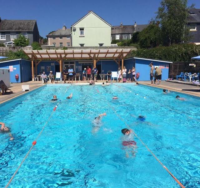 Ashburton Swimming Pool