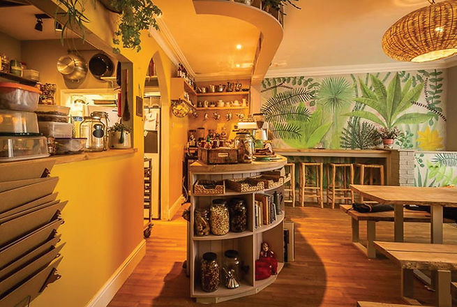 Rafikis Cafe