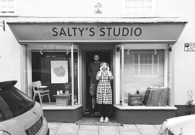 Salty's Studio