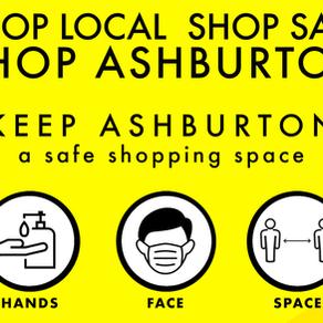 Ashburton Looks Forward to Welcoming You
