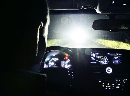 Что делать если ослепили дальним светом фар