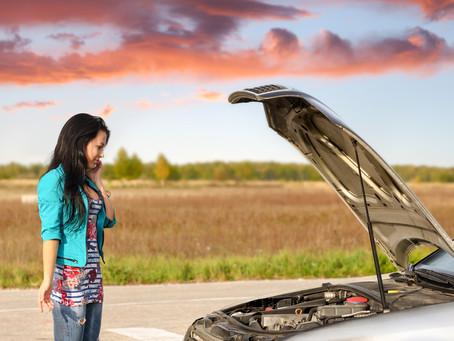 Ещё один развод водителей на дороге.