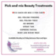 Call or text to book #summeroffers #brow