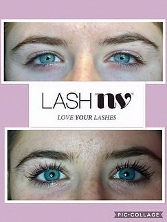 Lash NV a great treatment to lift and en