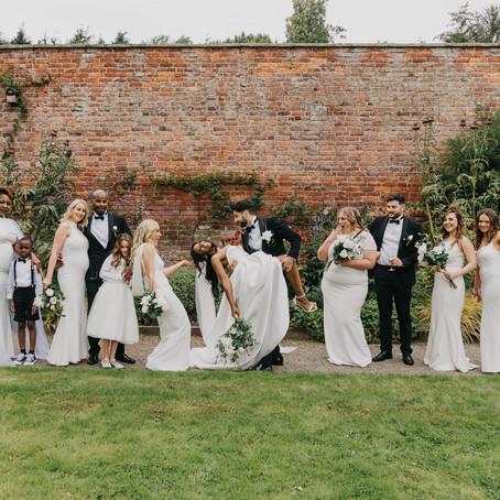 Garthmyl Hall | Pre-Wed & Wedding Day
