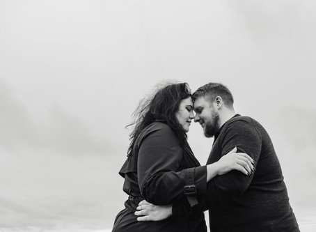 Hannah + Phil - An Engagement Shoot in Aberystwyth