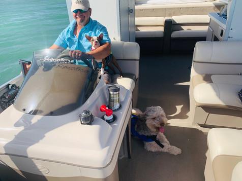 Captain Montie and Doggies