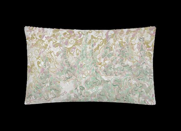 """Oh Evergreen"" 00.5 Pillow"