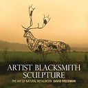 Artist blacksmith blacksmithing book