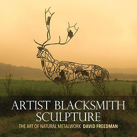 Artist Blacksmith book