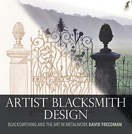Artist Blacksmith Sculpture Book