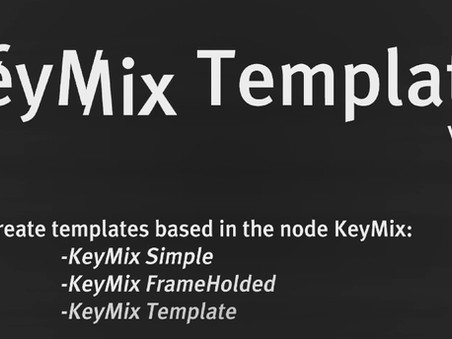 KeyMix Template Tool