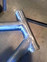 Steel biccle framebuilding