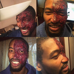 Taking appointments now for #haloween2016  DM me or email makemeupjazz_gmail