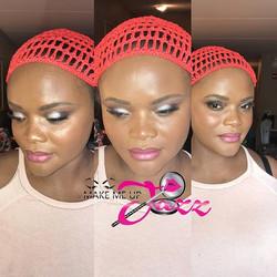 #nofilter I pride myself in skin matching and custom blending thanks _ajcrimson for making my job so