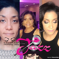 Get your Glam together ! Second woman do