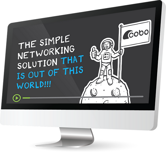 COBO inc networking made easy animation