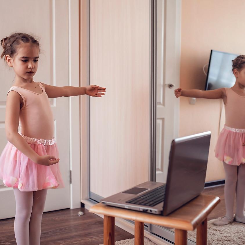 Junior 1 Ballet Class