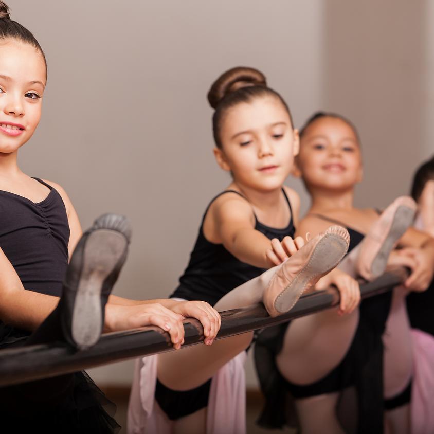 Junior 2 Ballet Class
