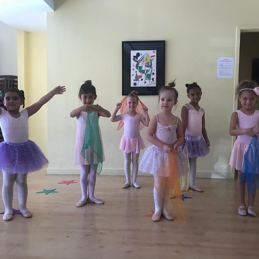 Free Mini Ballet Class