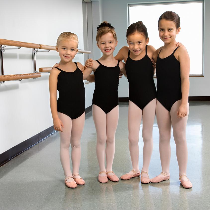 Free Junior 1 Ballet Class