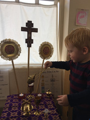 Altar work