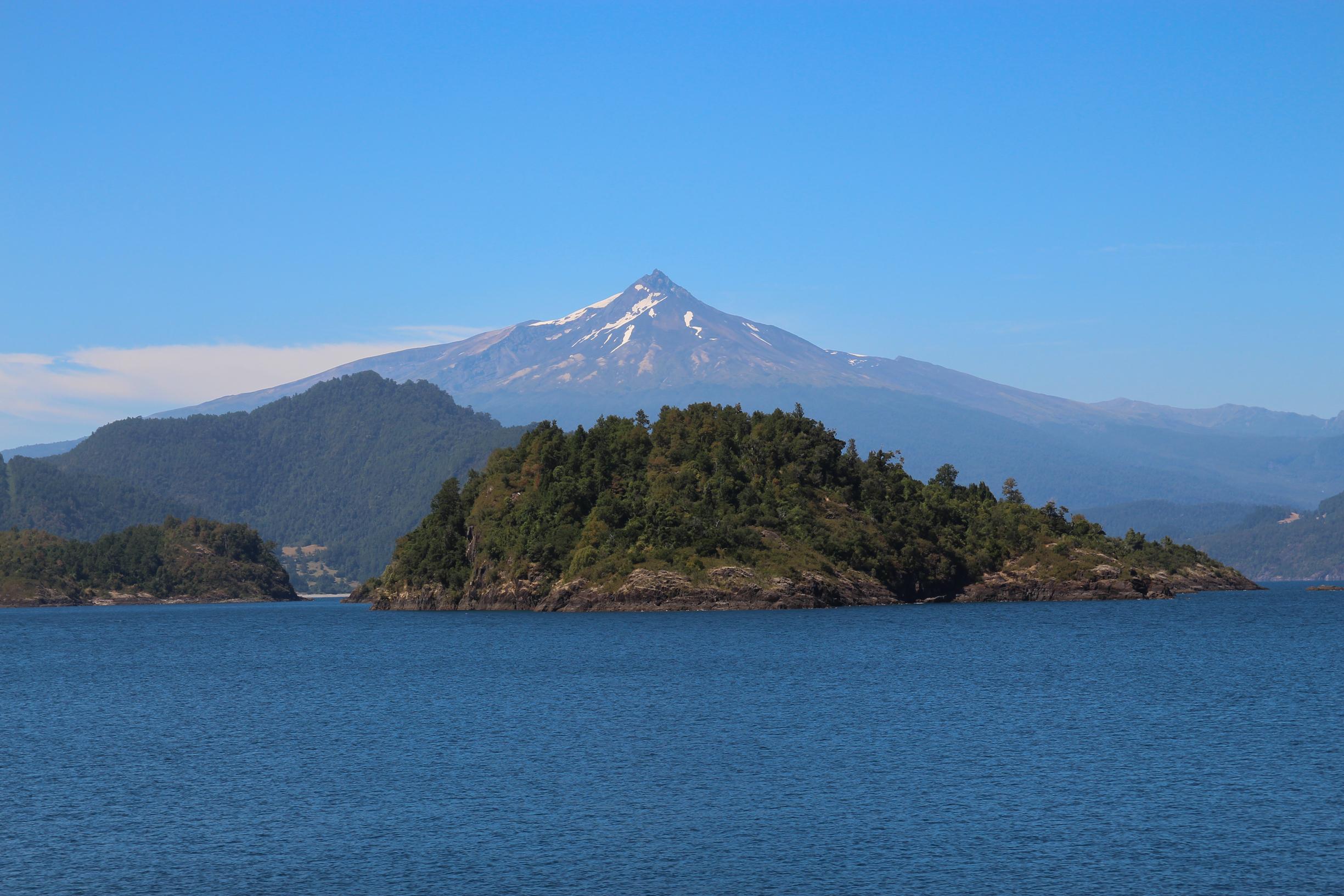 Fotografía de Viajes Lago Panguipull