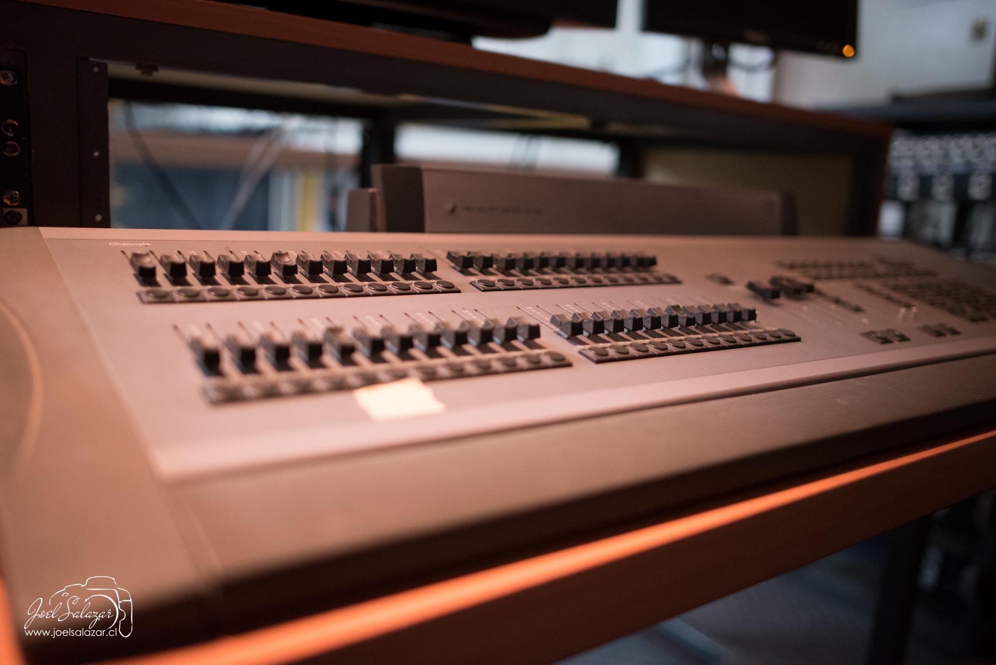 Capacitación DMX-10