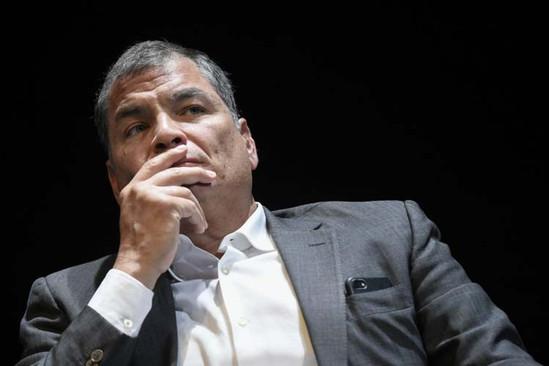 Denuncian en Ecuador intento de proscripción política contra Correa