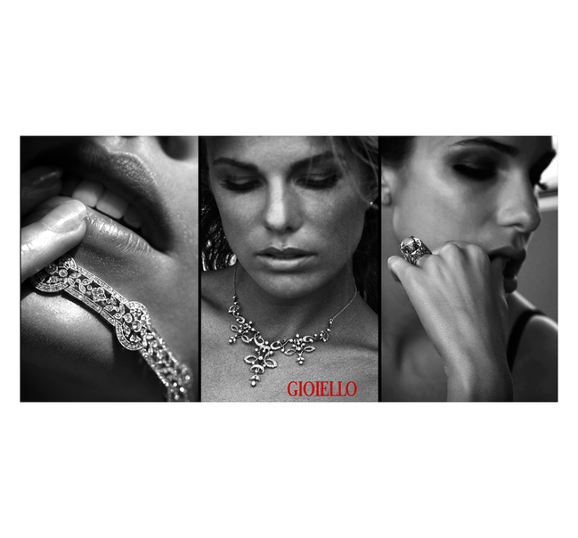 Jewellery advertising