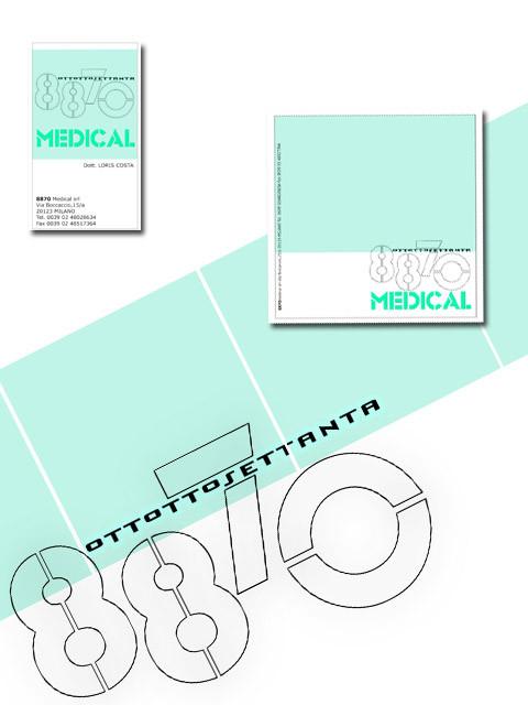 Branding 8870 medical