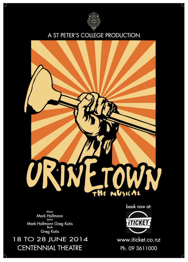 Urine Town The Musical