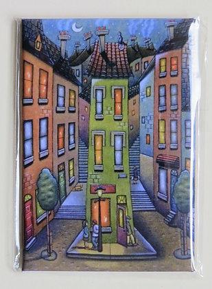 'Rue Lepic' magnet