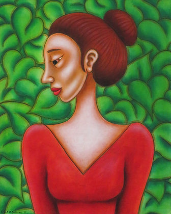 'Breton Girl'
