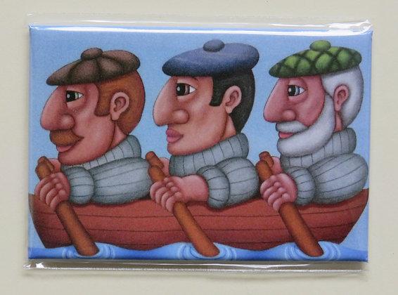 'The Islanders' magnet