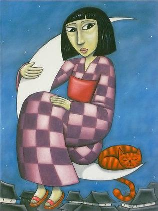 'Moon Girl'