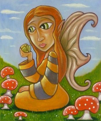 'Fairy Girl'