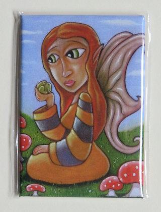 'Fairy Girl' magnet