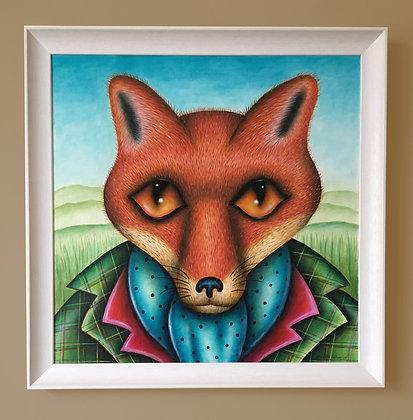 Edward Fox