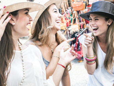 6 Places To Take A Girls Trip In The US