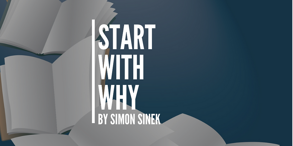 Start With Why BookCLUB