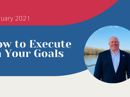 How to Execute on Your Goals