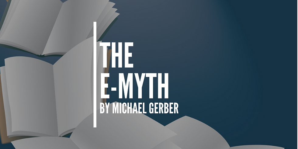 The E-Myth Revisited BookCLUB