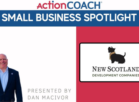 Small Business Spotlight - New Scotland Development
