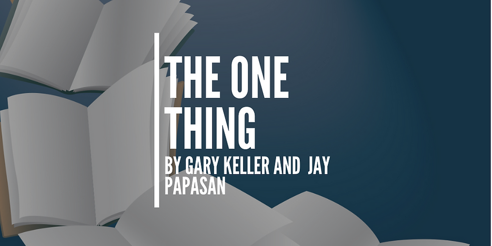 The One Thing BookCLUB
