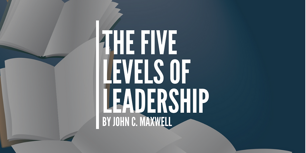 The Five Levels of Leadership BookCLUB