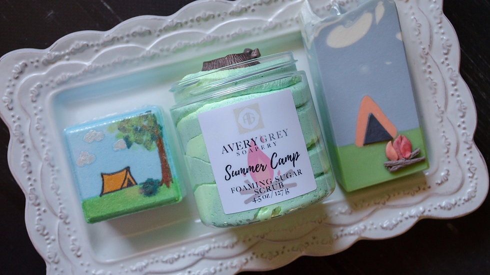 Summer Camp Gift Set- Charity Set