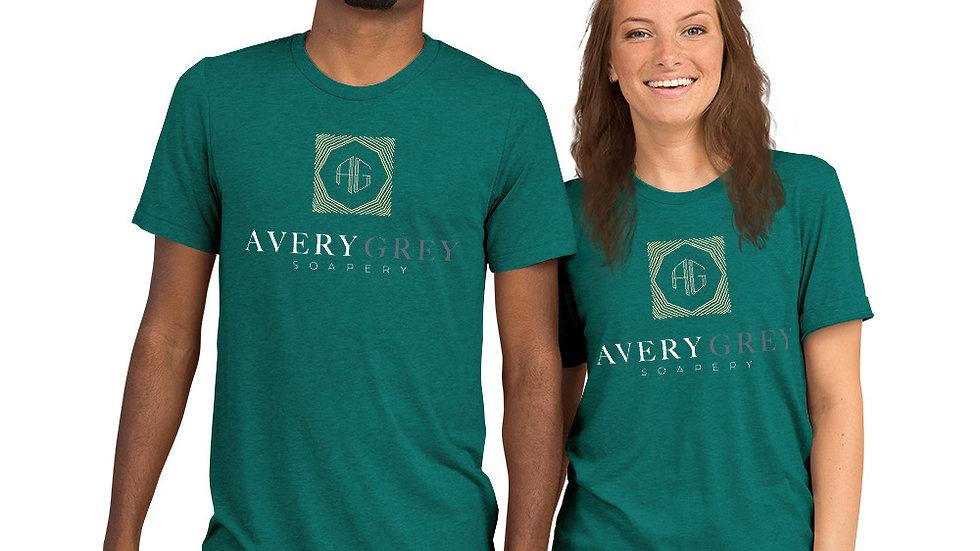 Avery Grey Soapery Logo T-Shirt