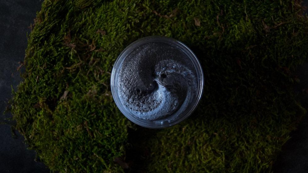 Black Pepper Foaming Sugar Scrub
