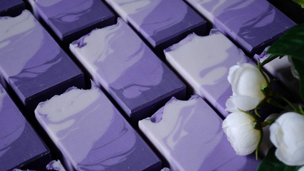 Blackberry Magnolia Artisan Soap
